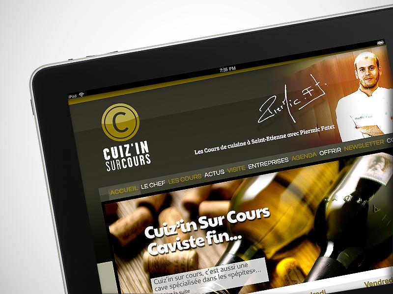 Cr Ation Du Site Internet Saint Etienne Cuizin Sur