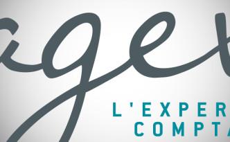 Création du logo Agex