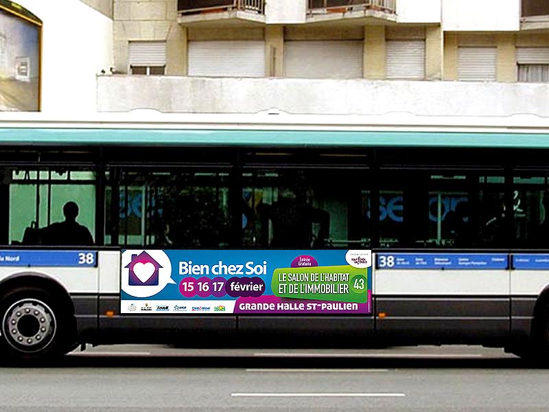 Campagne de communication du salon de l 39 immobilier et de l - Salon de l immobilier et du tourisme portugais ...