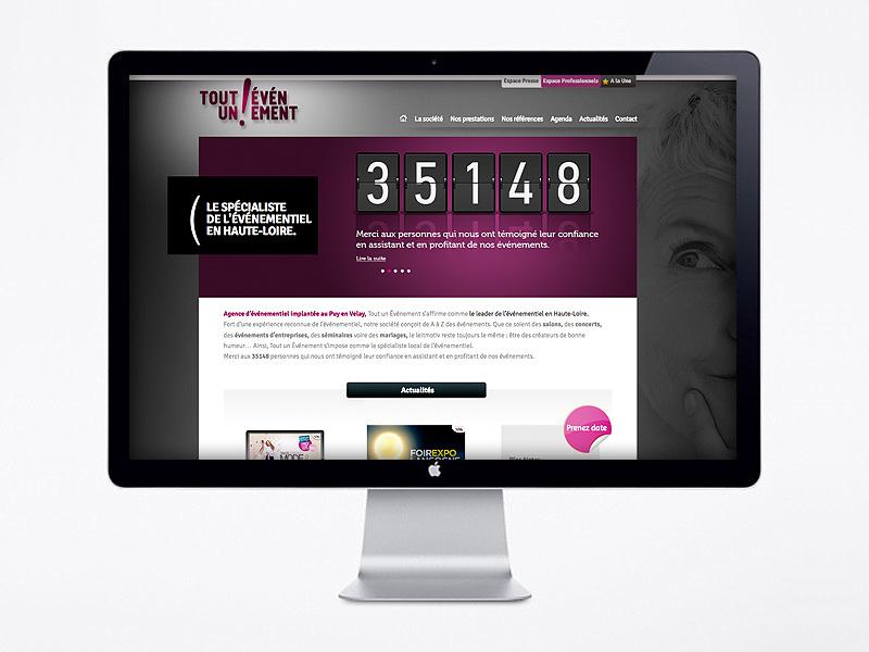 Création de sites internet Saint Etienne