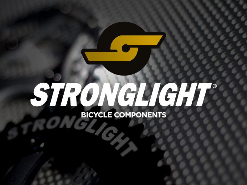 Création du logo Stronglight
