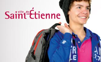 Création de la campagne de publicité Ville de Saint-Etienne