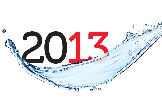 Création de la campagne des vœux 2013 pour Resirep (Groupe Eiffage)