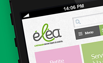 creation du site internet elea loire service a domicile