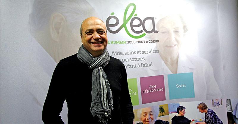 Naming et création de la nouvelle marque Eléa.