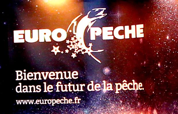 Création du stand Europêche