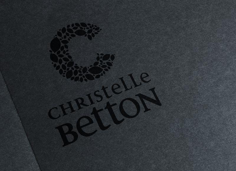 Création du logo Domaine Betton