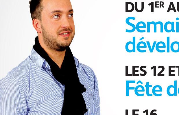 campagne de communication de la Ville de Saint Etienne