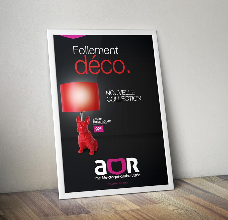 AOR Création de campagne de communication en Haute Loire