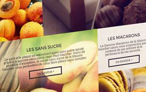Création du site internet Jean Paul Gaucher