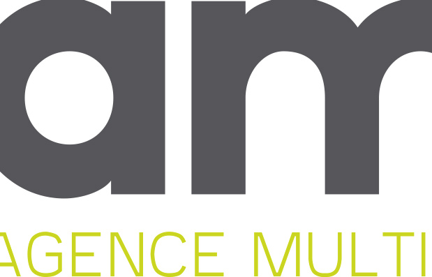 Création du logo AMT - L'agence multi travaux.