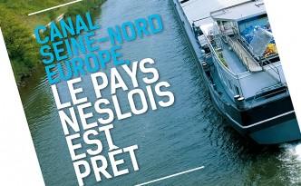 Création et édition du magazine Canal Seine Europe