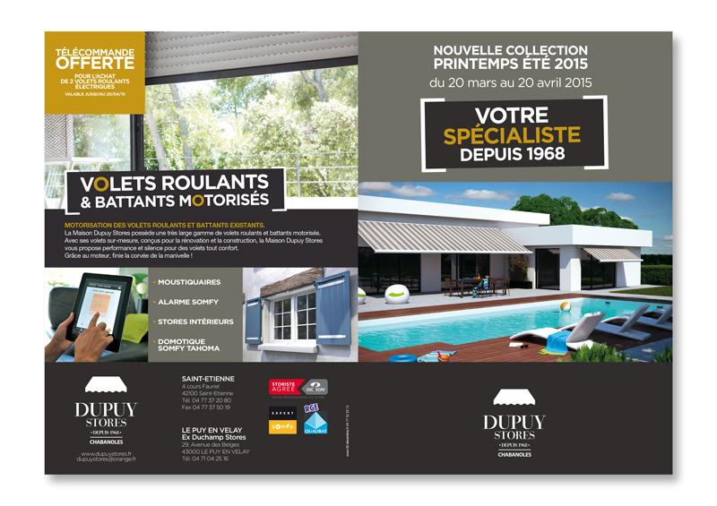 """Opération """"Le Mois du Store"""" pour la maison Dupuy Stores"""