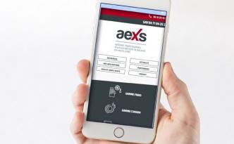 Refonte du site internet Aexs