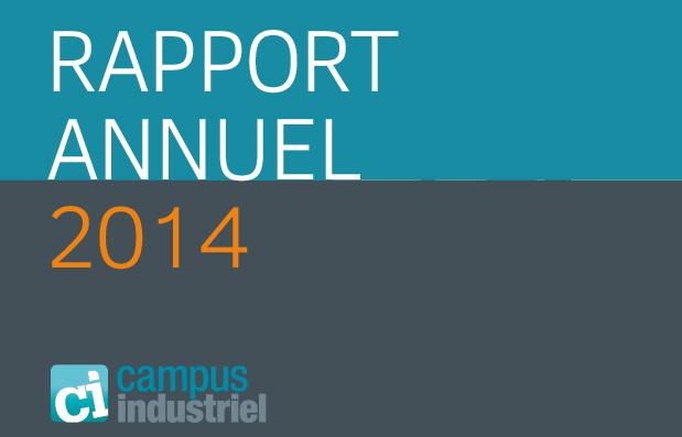 Création du rapport d'activité du Campus Industriel
