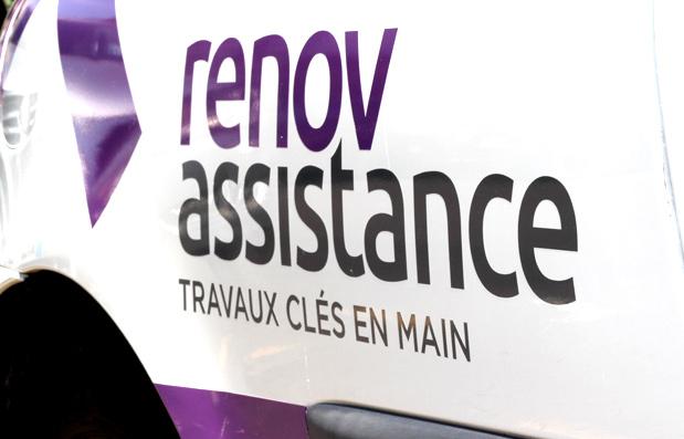 Habillage de véhicule Renov Assistance