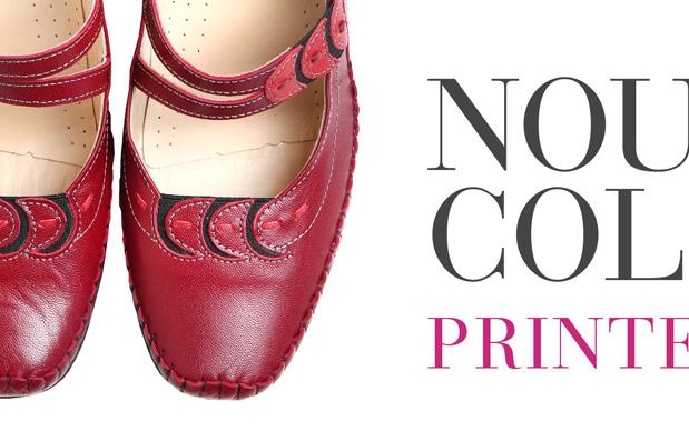 Création du catalogue Boissy Chaussures Printemps / Eté 2016