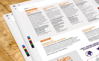Création du magazine Eclaira, le magazine de l'économie circulaire en Rhône-Alpes