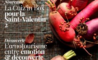 Nouveau magazine des cours de cuisine de Cuiz'In sur Cours