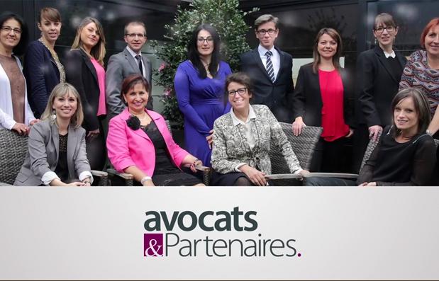 Création de la carte de vœux numérique 2016 pour Avocats et Partenaires.
