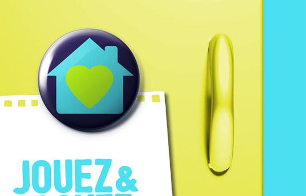 Communication du salon de l'habitat et de l'immobilier à Monistrol en en Haute-Loire.