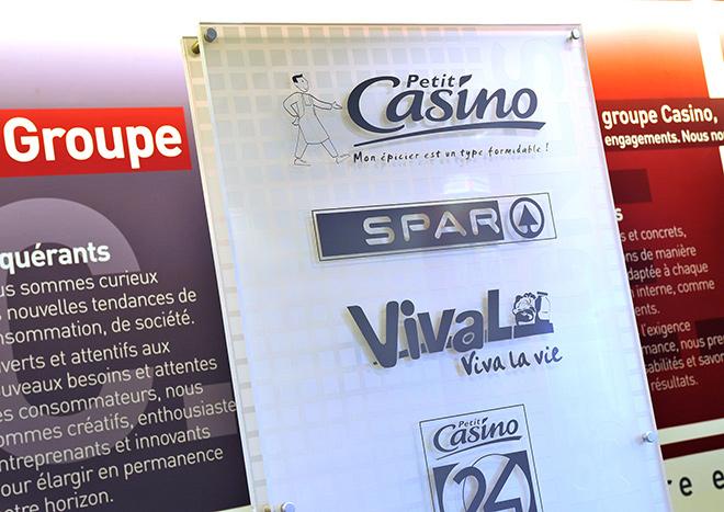 Aménagement d'espace pour Casino Proximité