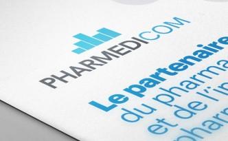 Création des supports de communication événementielle du groupe Pharmédigroup.