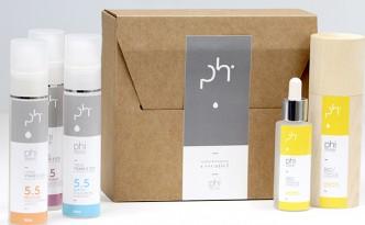 Création de la gamme packaging Phi Essentiel