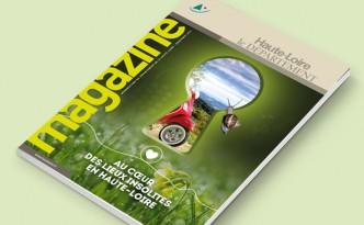 Edition du magazine été du Département de la Haute-Loire
