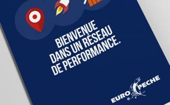 Communication b to b pour Europêche