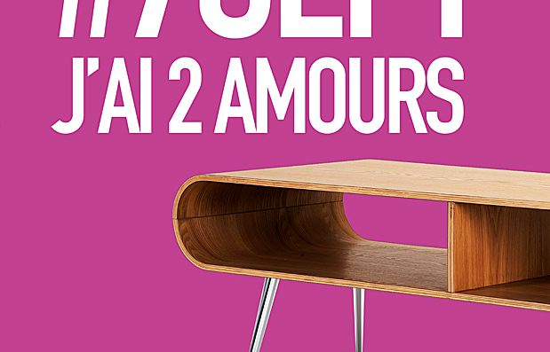 """32 Décembre en charge de la communication de """"J'ai 2 amours"""""""