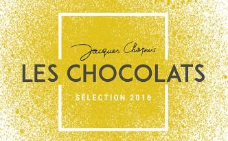 Création de la catalogue Chocolat 2016 des Cafés Chapuis.