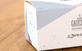 Création d'un packaging événementiel pour la Maison Gaucher