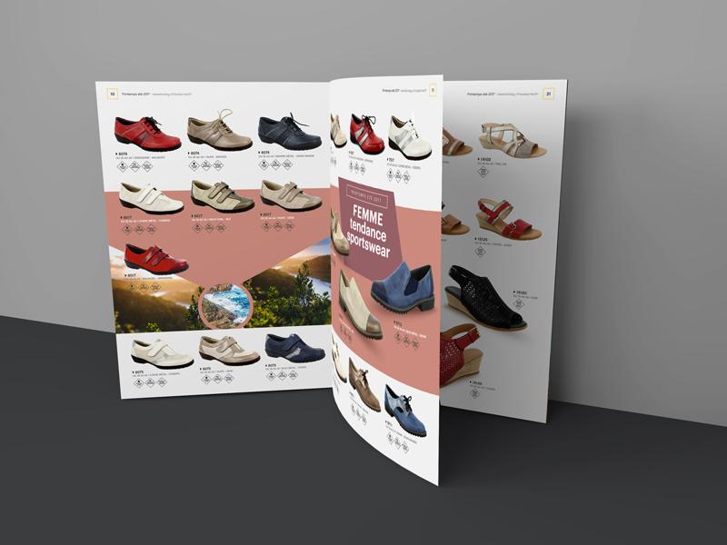 Nouveau catalogue Boissy Chaussures Printemps / Eté 2017