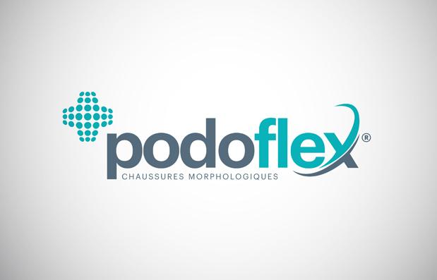 Naming et création de la marque Podoflex