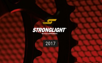 Création du catalogue Stronglight 2017.