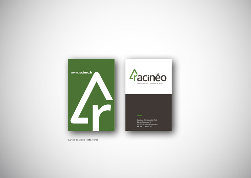 Création de la marque et du site internet Racinéo