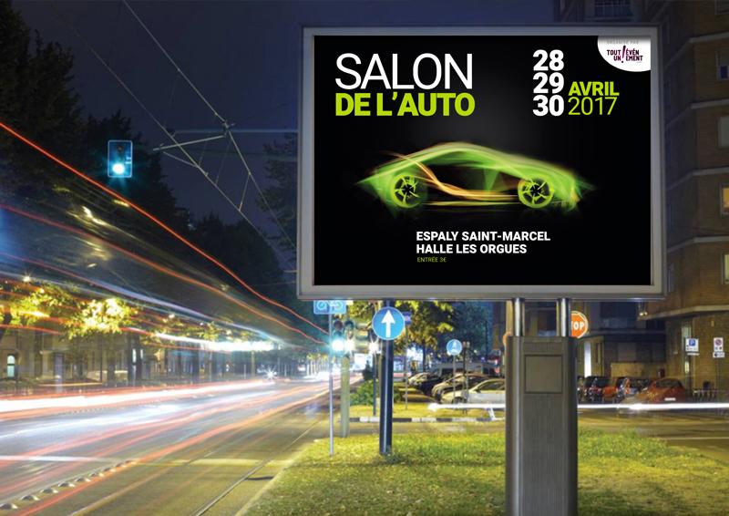 Le salon de l'Auto au Puy en Velay fait le plein !