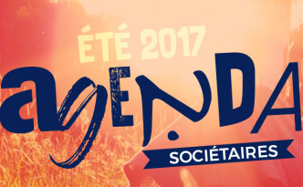 L'agenda de l'été 2017 du Crédit Agricole Loire Haute-Loire est sorti.