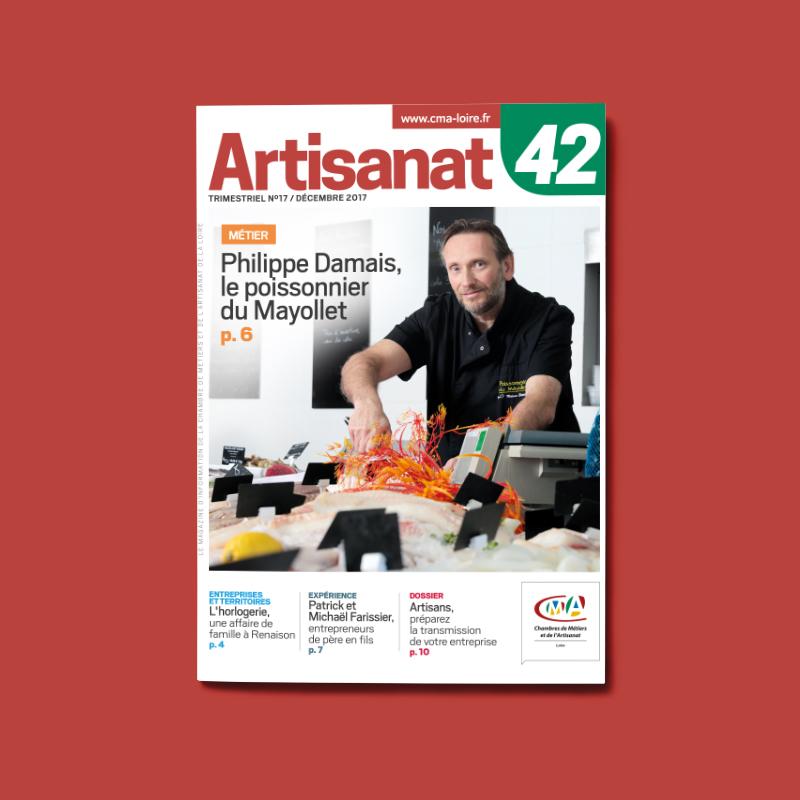 Magazine de la chambre des m tiers de la loire 32 d cembre - Chambre des metiers loire atlantique ...