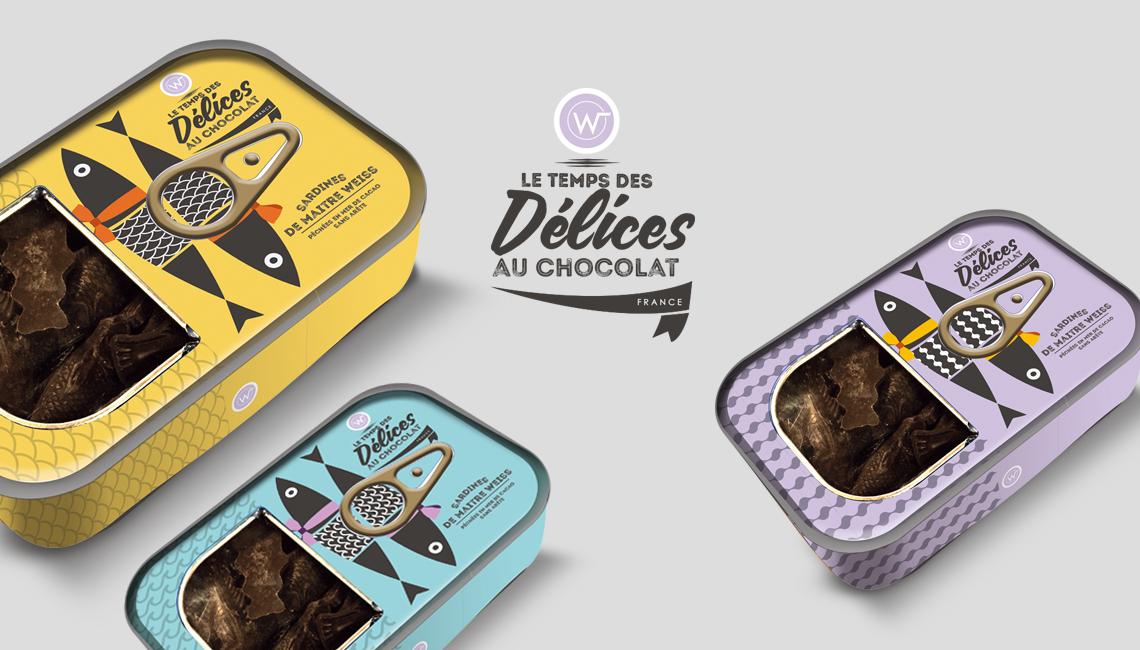 Création de la gamme Sardines Weiss