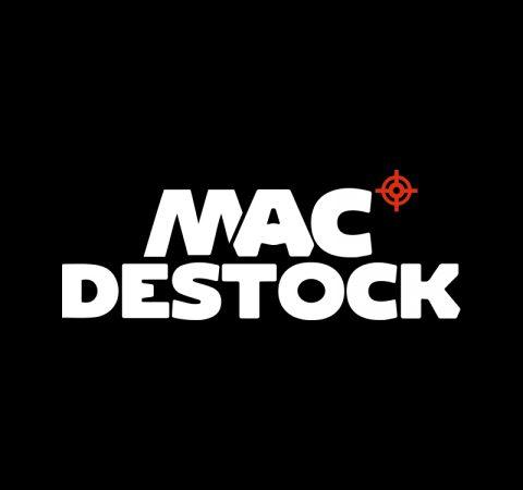 Nouvelle image de marque pour Mac Destock