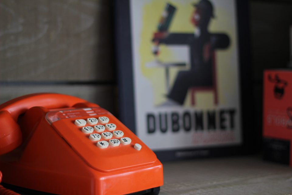 Téléphone - Agence communication