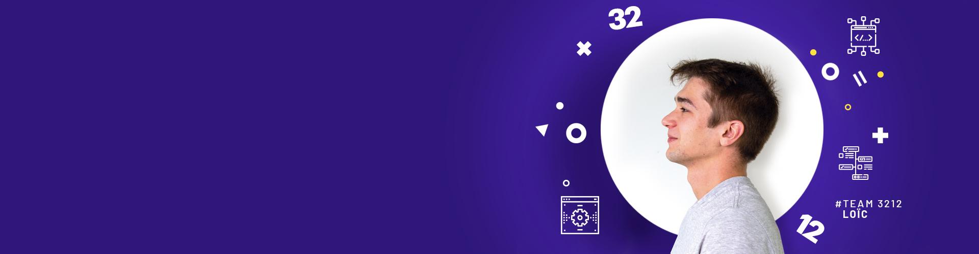 Loic - Développeur web