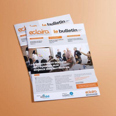 Faites créer un magazine par notre agence créative