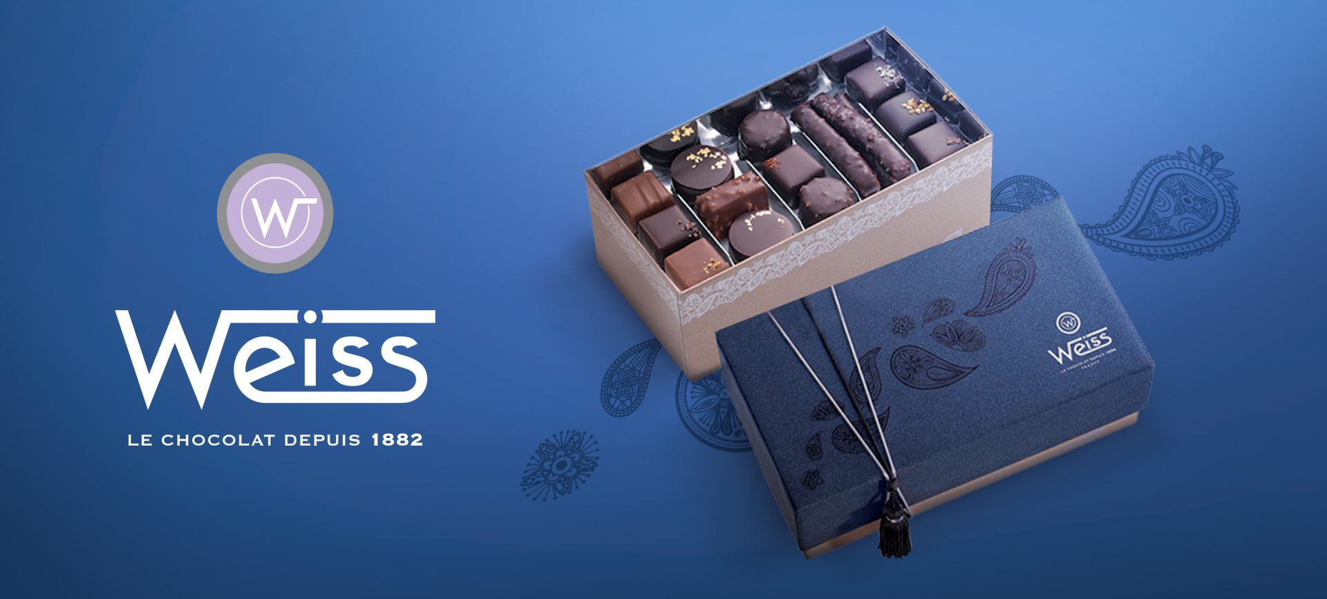 Packaging Chocolats Weiss St Etienne