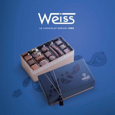Boite Chocolats Weiss