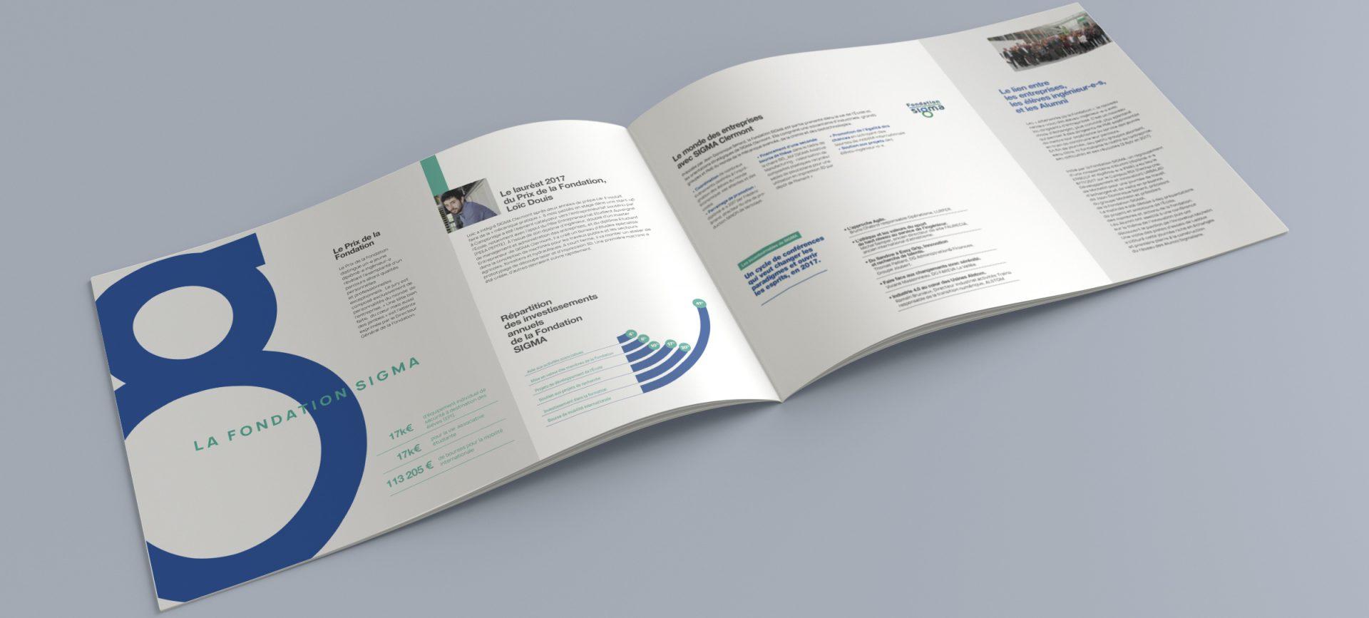 rapport annuel d'activités de Sigma