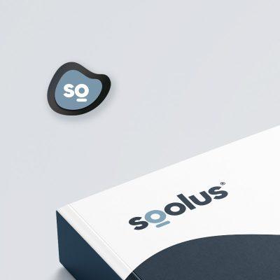 Création de la marque Soolus - Logo