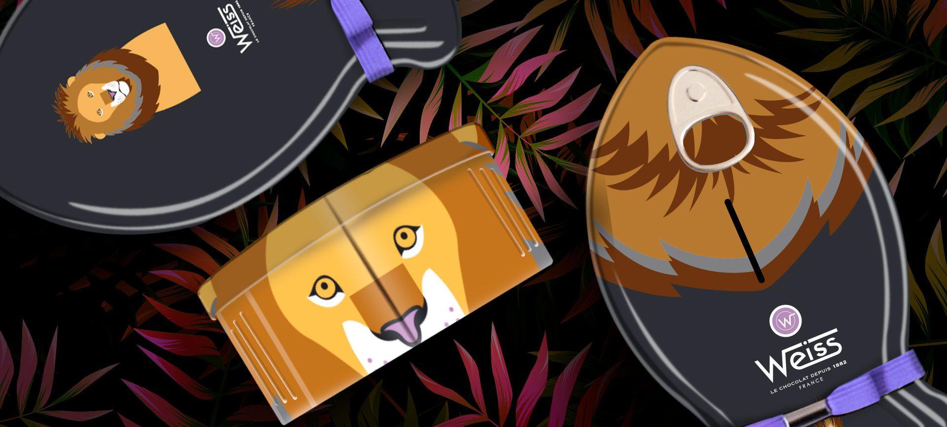 Safary Family - lion